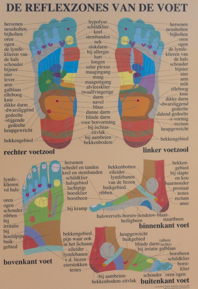 kramp voetzool