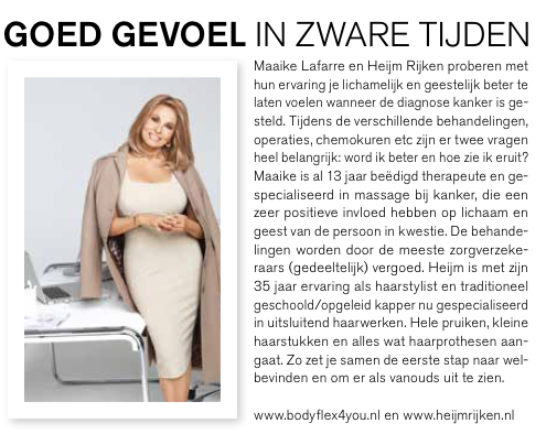 Bodyflex4You in de media