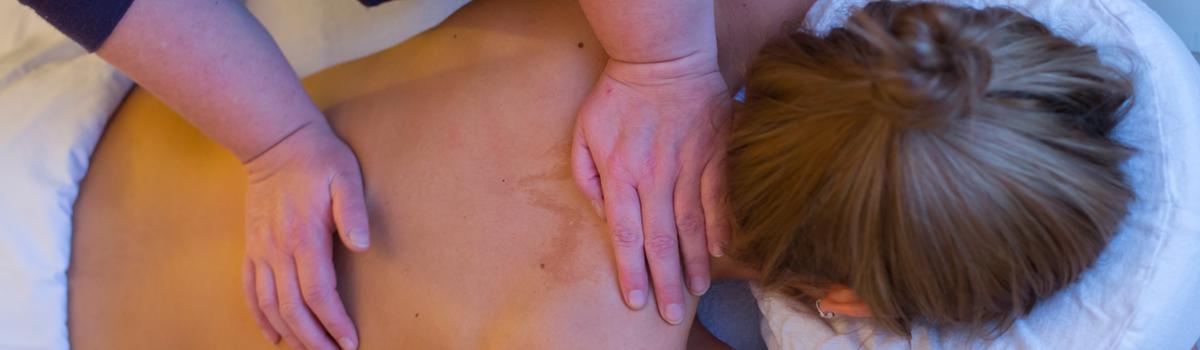 Rugmassage den haag